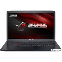 Ноутбук ASUS GL752VW-T4122D 16 Гб