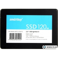 SSD Smart Buy Ignition 3 120GB (SB120GB-IGNT3-25SAT3)