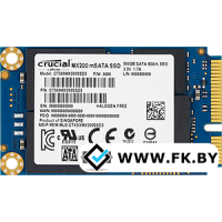 SSD Crucial MX200 500GB (CT500MX200SSD3)