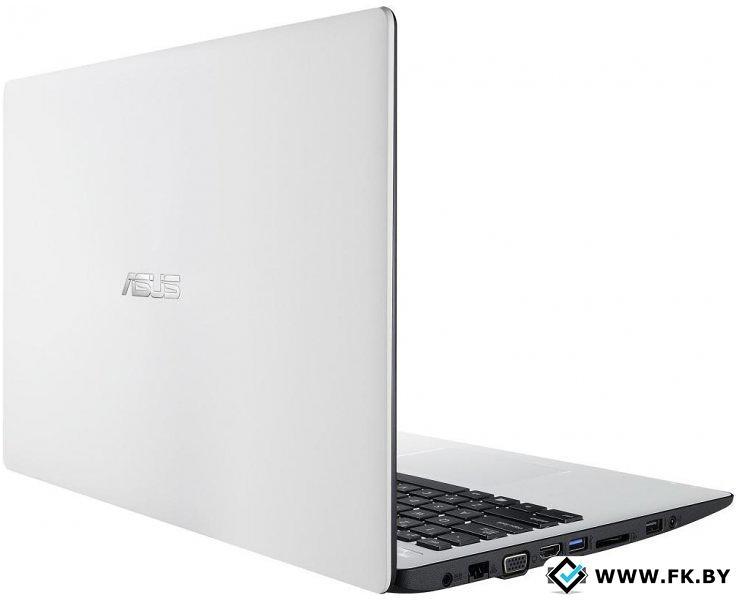 Ноутбук ASUS X553SA 90NB0AC1-M02840 (Intel Celeron N3150 1.6 GHz/4096Mb/500Gb/No ODD/Intel HD Graphics/Wi-Fi/Bluetooth/Cam/15.6/1366x768/DOS)