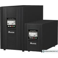 Источник бесперебойного питания Mustek PowerMust 3024 LCD (3KVA), Online, IEC [98-ONC-X3024]