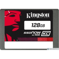 SSD Kingston KC400 128GB [SKC400S37/128G]
