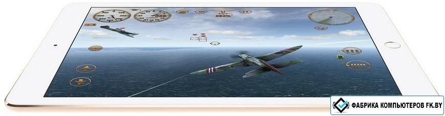 Планшет APPLE iPad Air 16Gb Wi-Fi + Cellular Silver MD794RU/A