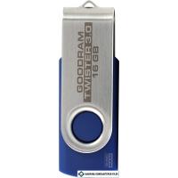 USB Flash GOODRAM Twister 16GB Blue (PD16GH2GRTSBR9)