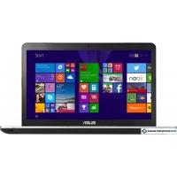 Ноутбук ASUS N751JX-T7215T 16 Гб
