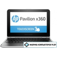 Ноутбук HP Pavilion x360 11-k100ur [P0T62EA] 2 Гб