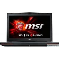 Ноутбук MSI GT72S 6QE-829XRU Dominator Pro G 12 Гб