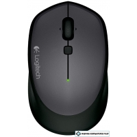 Мышь Logitech M335 Wireless Mouse Black [910-004438]