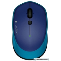 Мышь Logitech M335 Wireless Mouse Blue [910-004546]