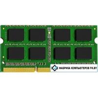 Оперативная память Kingston 8GB DDR4 SO-DIMM PC4-17000 [KVR21S15D8/8]