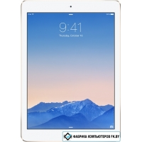 Планшет Apple iPad Air 2 64GB LTE Gold