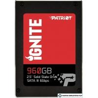 SSD Patriot Ignite 960GB [PI960GS25SSDR]