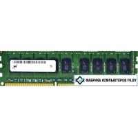 Оперативная память Micron 8GB DDR3 PC3-10600 [MT18KSF1G72AZ-1G4E1]