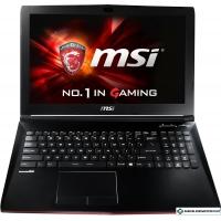 Ноутбук MSI GP62 2QE-422RU Leopard Pro 12 Гб