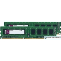 Оперативная память Kingston ValueRAM 2x8GB KIT DDR3 PC3-12800 (KVR16LN11K2/16)