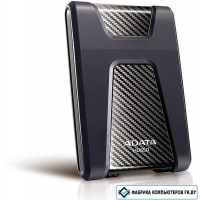 Внешний жесткий диск A-Data DashDrive Durable HD650 1TB (AHD650-1TU3-CBK)