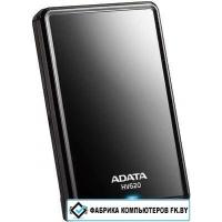 Внешний жесткий диск A-Data DashDrive HV620 2TB (AHV620-2TU3-CBK)