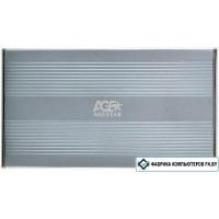 Бокс для жесткого диска AgeStar SUB2S Silver