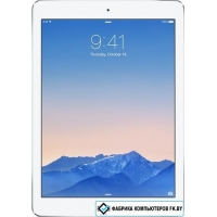 Планшет Apple iPad Air 2 16GB LTE Silver