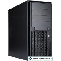 Корпус In Win PE689 Black 600W