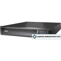 Источник бесперебойного питания APC Smart-UPS X 1500VA Rack/Tower LCD 230V (SMX1500RMI2UNC)