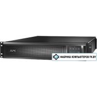 Источник бесперебойного питания APC Smart-UPS X 3000VA Rack/Tower LCD 200-240V (SMX3000RMHV2UNC)