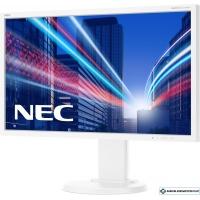 Монитор NEC MultiSync E243WMi-WH