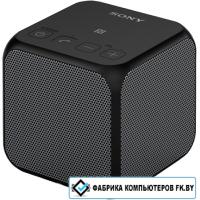 Портативная колонка Sony SRS-X11, цвет черный