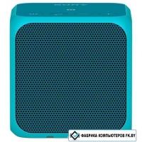 Портативная колонка Sony SRS-X11, цвет голубой