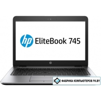 Ноутбук HP EliteBook 745 G3 [P4T40EA]