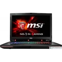 Ноутбук MSI GT72S 6QE-1019RU Dominator Pro G Tobii 16 Гб