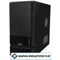 Корпус In Win EC022 Black