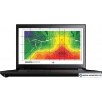 Ноутбук Lenovo ThinkPad P70 [20ER0028RT] 12 Гб