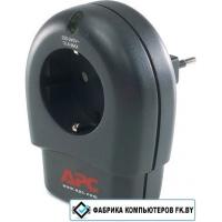Сетевой фильтр APC Essential SurgeArrest 1 розетка, черный (P1T-RS)