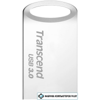 USB Flash Transcend JetFlash 710 White 16GB (TS16GJF710S)