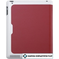 Чехол для планшета Cooler Master The new WAKE UP FOLIO Red (C-IP3F-SCWU-RW)