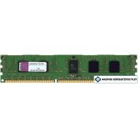 Оперативная память Kingston ValueRAM 4GB DDR3 PC3-12800 (KVR16LR11S8/4)
