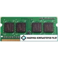 Оперативная память GeIL 8GB DDR3 SO-DIMM PC3-12800 [GGS38GB1600C11SC]