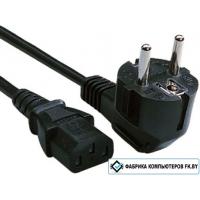 Кабель питания для блока питания/монитора 1.2 м (IEC C13 — Schuko)