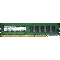 Оперативная память Samsung 4GB DDR3 PC3-12800 [M378B5173EB0-CK0]