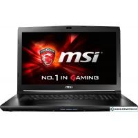 Ноутбук MSI GL72 6QC-046XRU 24 Гб