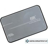 Бокс для жесткого диска AgeStar 3UB2A8S-6G (черный)
