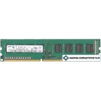Оперативная память Samsung 4GB DDR3 PC3-12800 (M378B5173DB0-CK0)