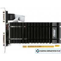 Видеокарта MSI GeForce GT 730 2GB DDR3 [N730K-2GD3H/LP]