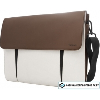 "Сумка для ноутбука Targus White Canvas Laptop Case 14.1"" (TTS00512EU)"
