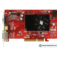 Видеокарта PowerColor HD 3450 512MB DDR2 AGP (AG3450 512MD2-V2)