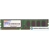 Оперативная память Patriot 2GB DDR3 PC3-10600 (PSD32G133381)