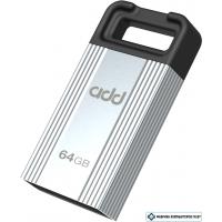 USB Flash Addlink U30 Silver 64GB