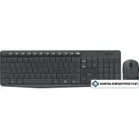 Мышь + клавиатура Logitech MK235 Wireless Keyboard and Mouse [920-007948]