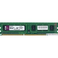 Оперативная память Kingston 4GB DDR3 PC3-12800 (KVR16N11S8/4BK)